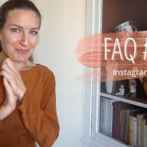 FAQ 1 : Réponses aux questions Instagram --- Apprentie-Lady depuis 2015