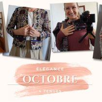 Elégance à la française : 4 tenues d'automne SANS couleur noire