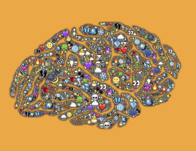 Les Neurosciences cognitives vues par John Hain de Pixabay