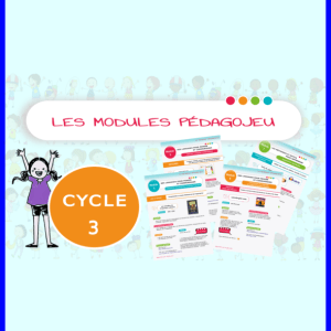 LES MODULES PEDAGOJEU CYCLE 3