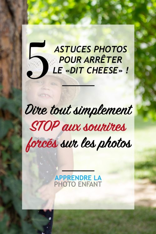 5 astuces pour arrêter le 'Dit Cheese'