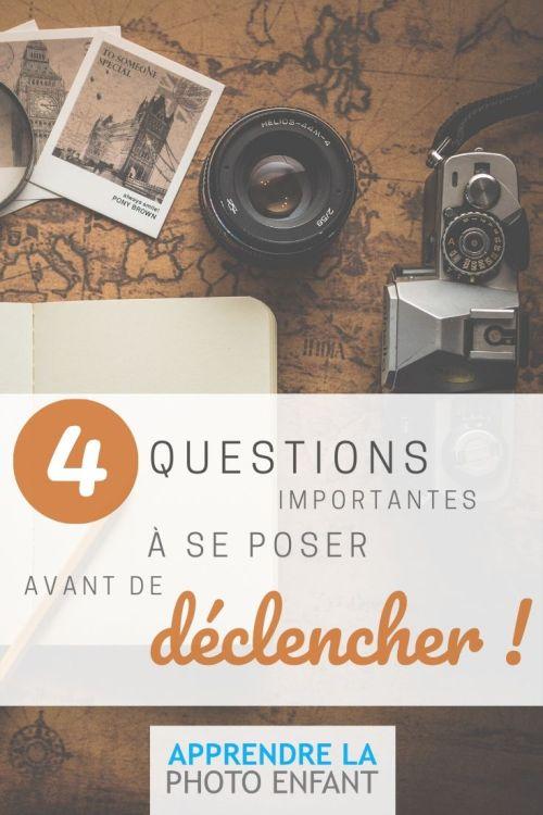4 questions à se poser avant de déclencher
