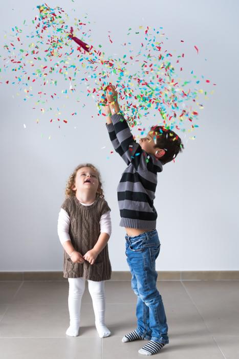 Objet Photo-Les Confettis