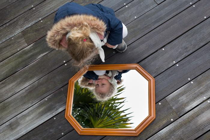 Objet Photo-Miroir