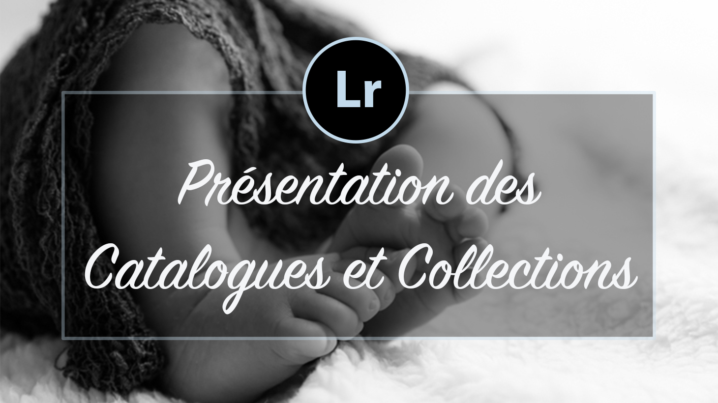[VIDEO] – Présentation Catalogue Lightroom  et Collections