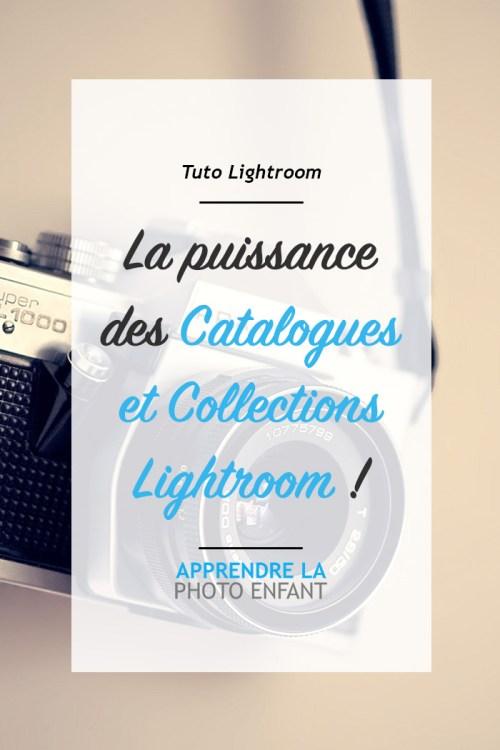 Catalogue Lightroom