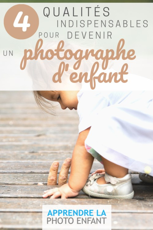 devenir photographe
