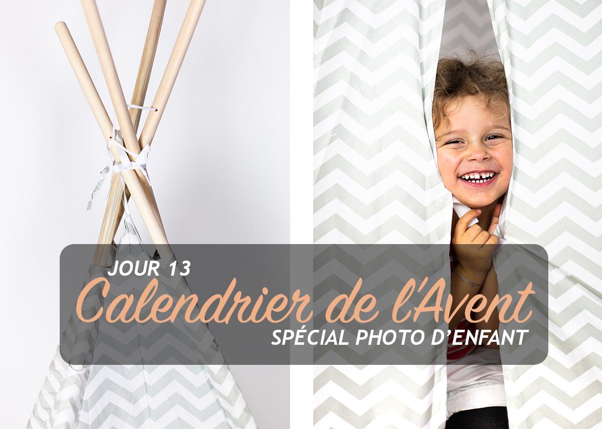 Jour 13 – Calendrier de l'Avent spécial Photo d'enfant 2018