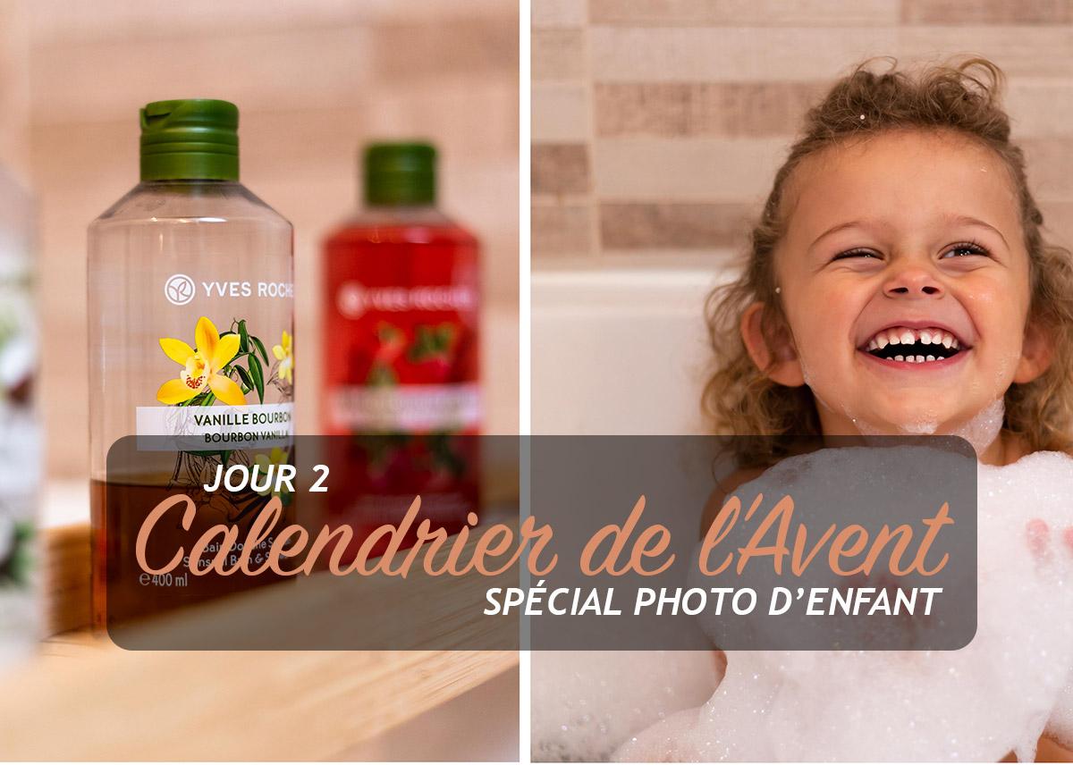 Jour 2 – Calendrier de l'Avent spécial Photo d'enfant 2018
