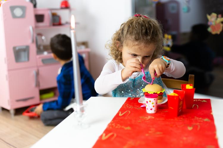 photo d'enfant