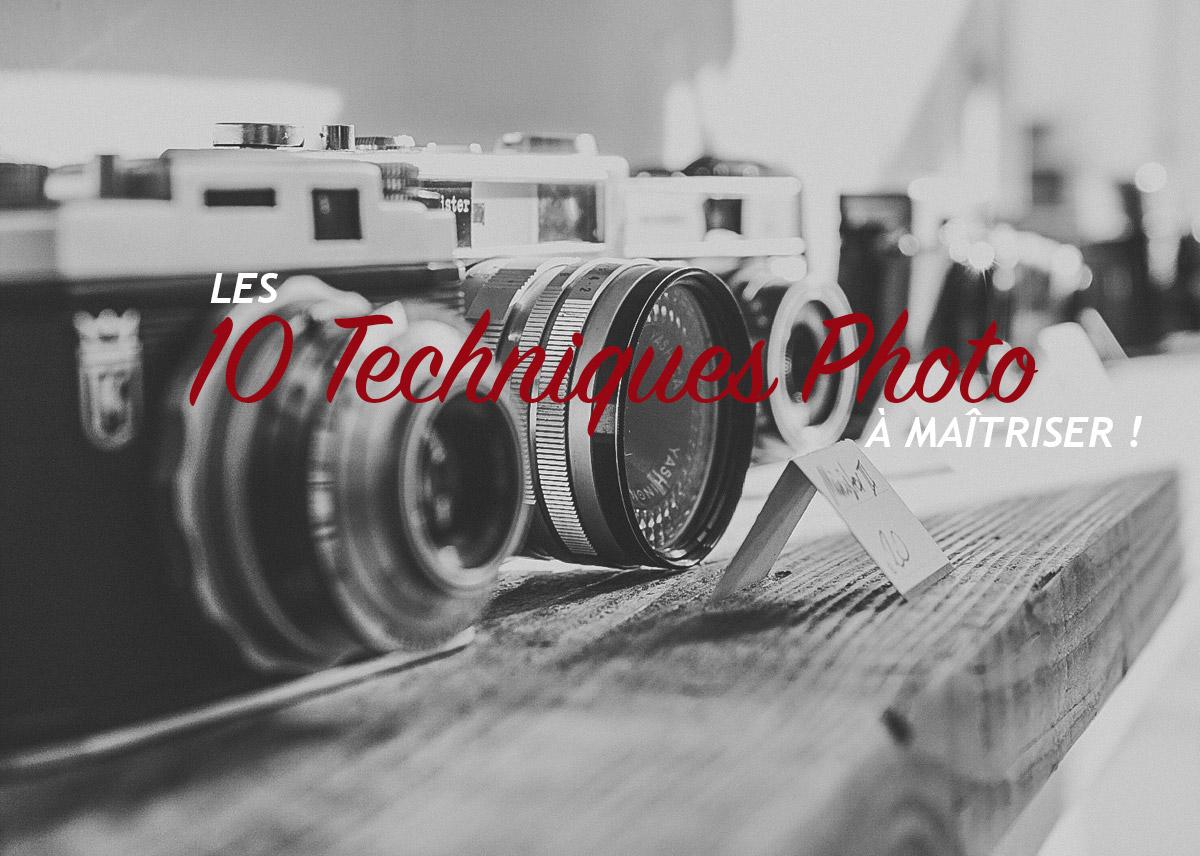 Les 10 techniques photo à maîtriser pour vos photos d'enfant