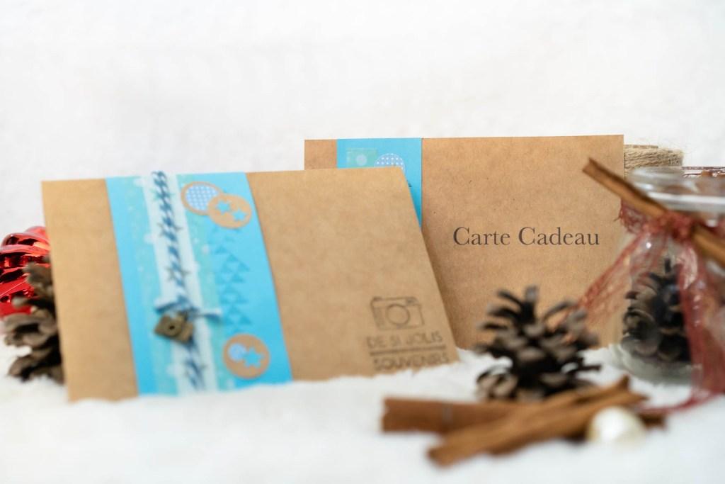 Carte Cadeau Formation Maîtriser la photo d'enfant