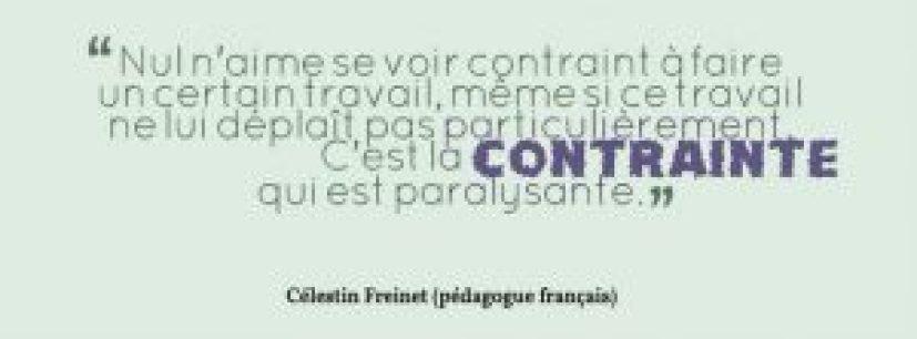 citation freinet