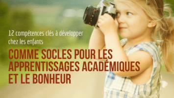 compétences enfants apprentissage bonheur