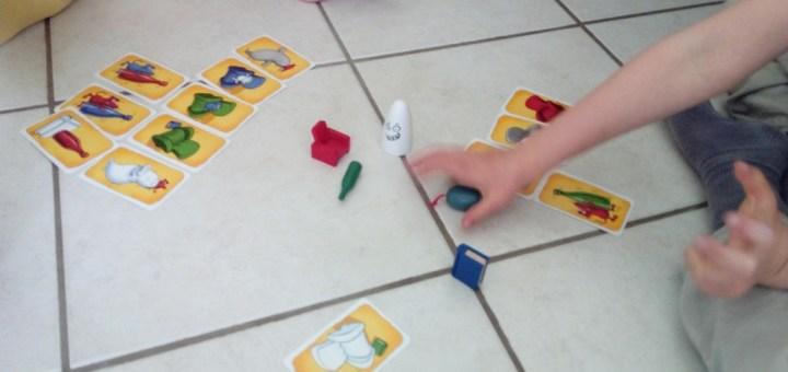 jeu logique rapidité