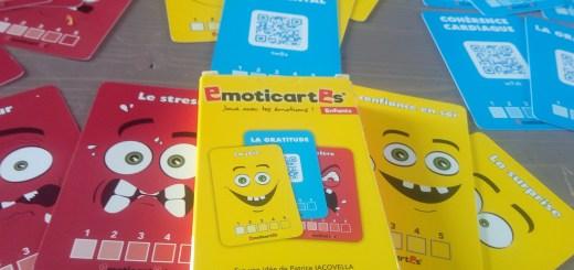 jeu de cartes émotions