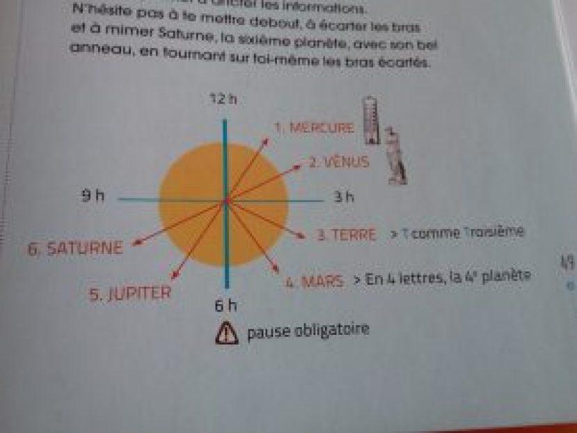 cercle pour apprendre