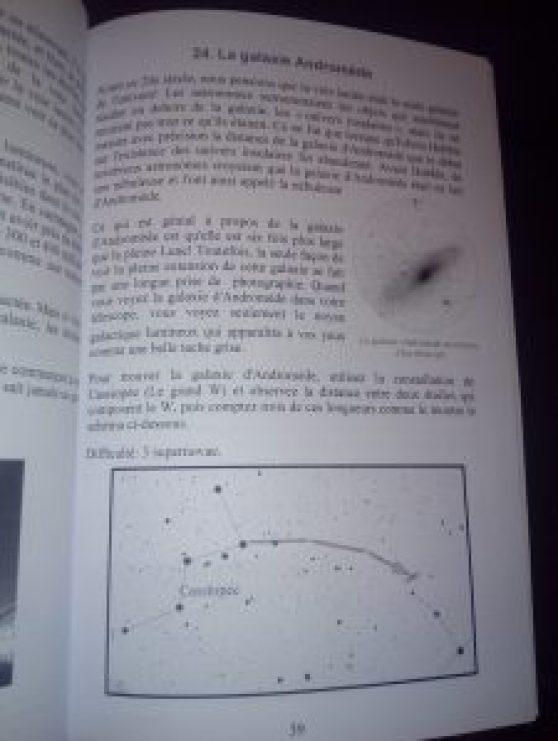 livre observation astronomie enfants