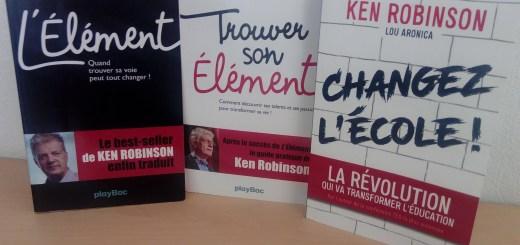 livres ken robinson