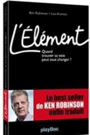 livre élément ken robinson