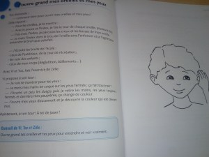 cahier exercices concentration enfant