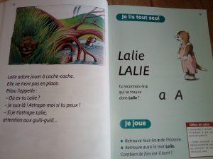 j'apprends à lire enfants