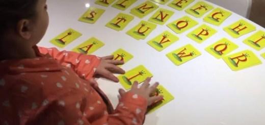 vidéo apprendre mots orthographe