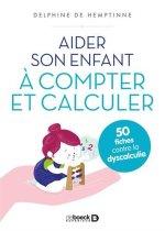 aider son enfant à compter et calculer