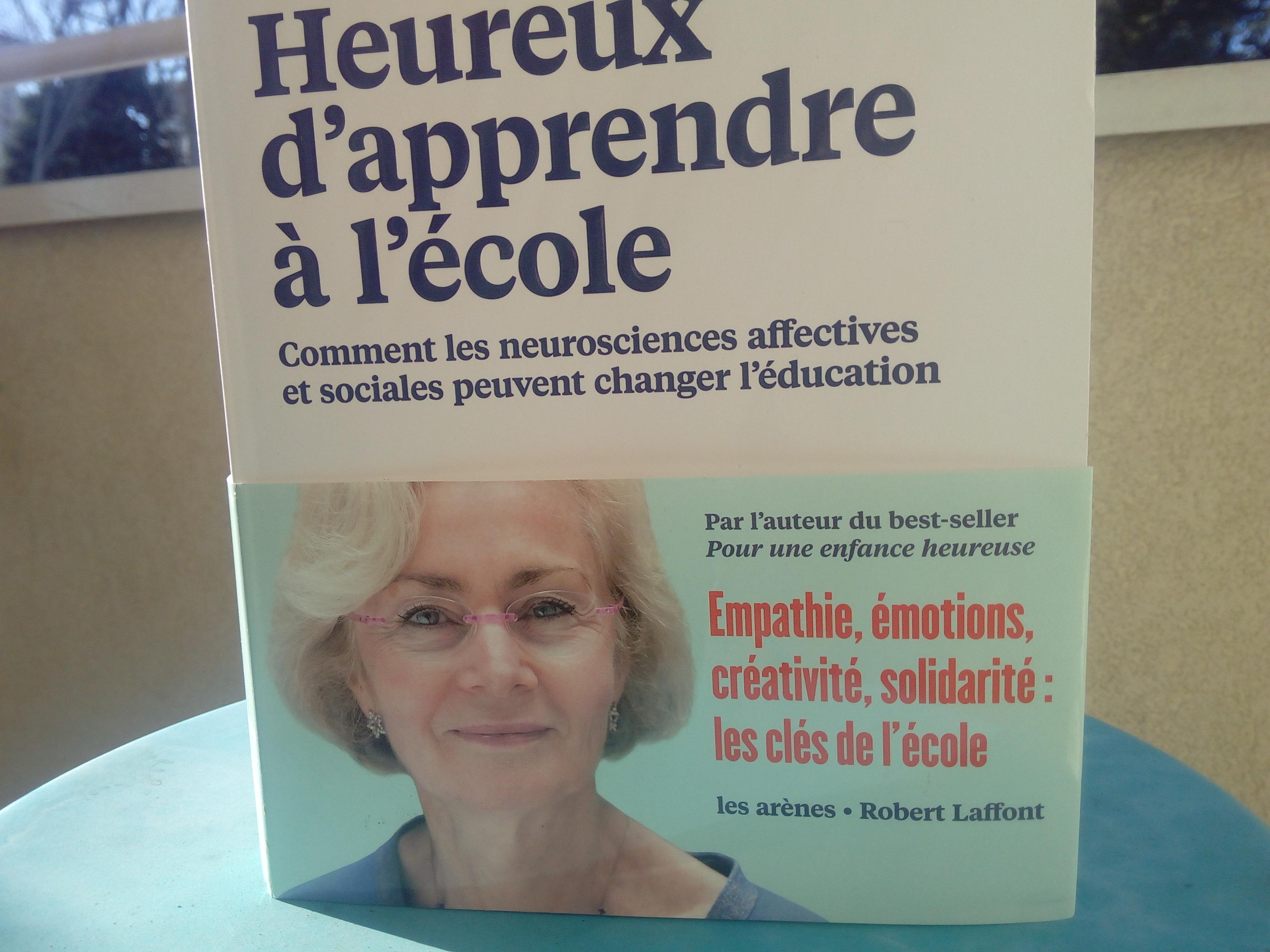 livre heureux ecole