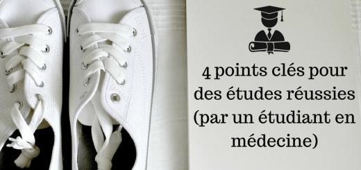 4 points clés pour des études réussies