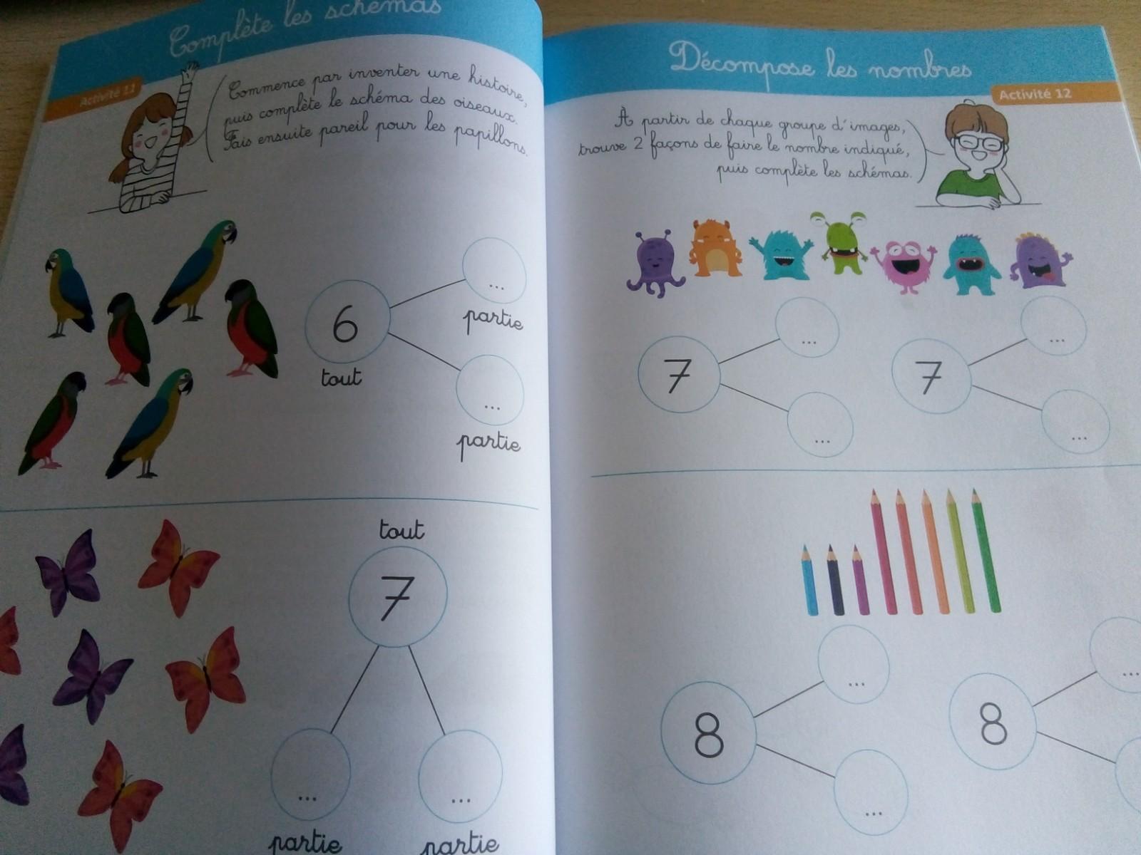 activités singapour maths