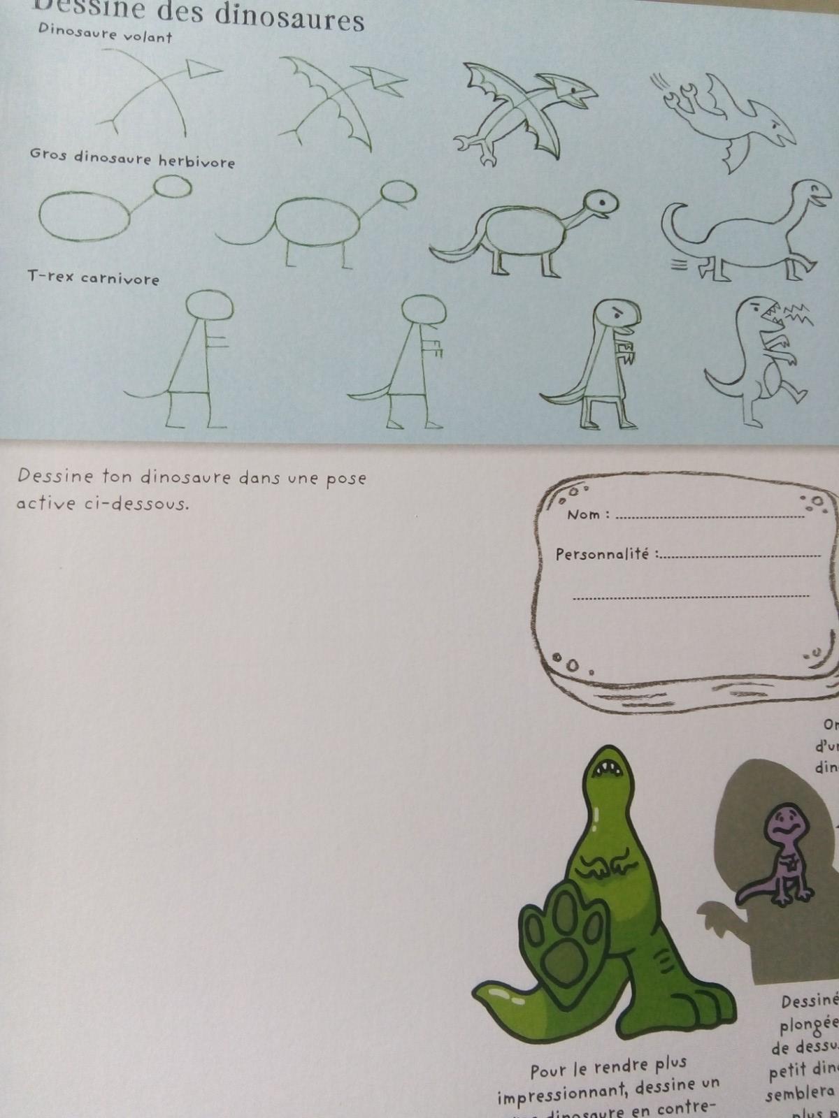 cahier apprendre faire bd enfants