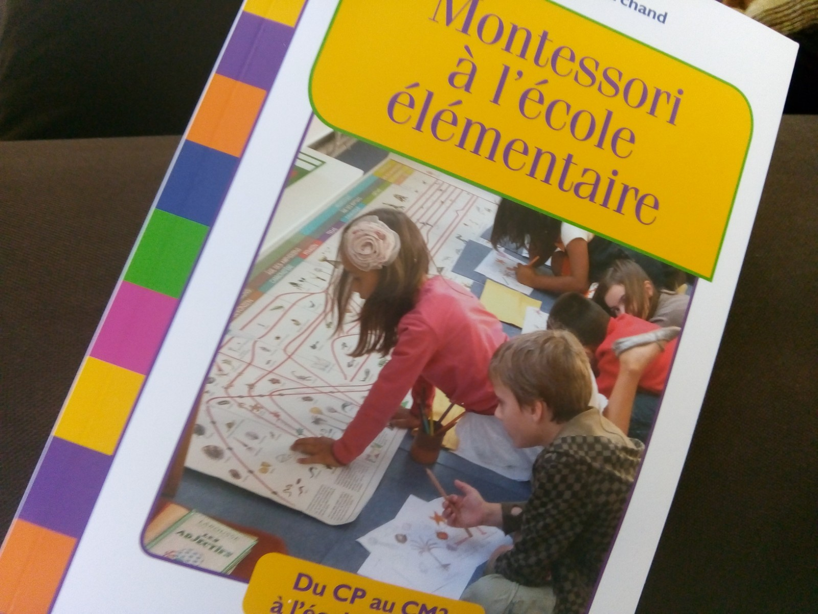 livre montessori école primaire