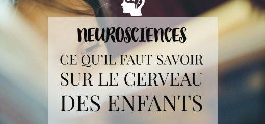 neurosciences cerveau des enfants