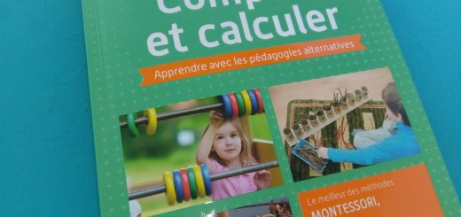 livre activités compter calculer pédagogies alternatives