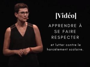 vidéo harcèlement scolaire