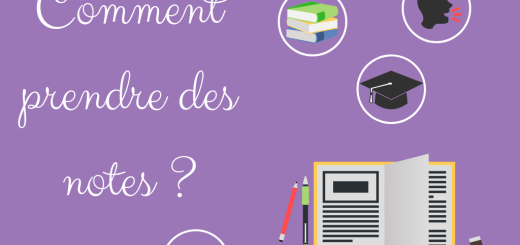 Comment prendre des notes _