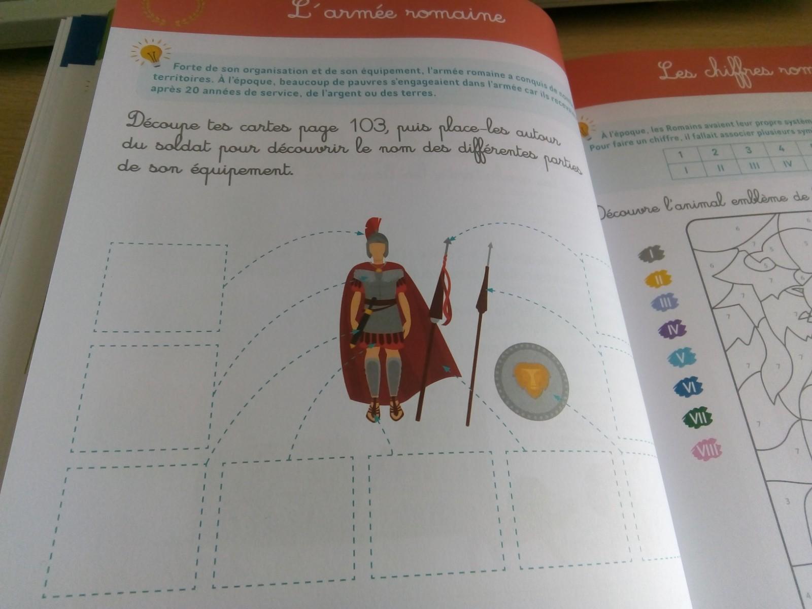 activités histoire du monde enfants