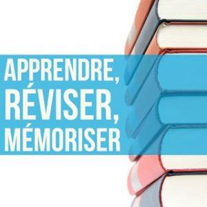 logo apprendre reviser memoriser