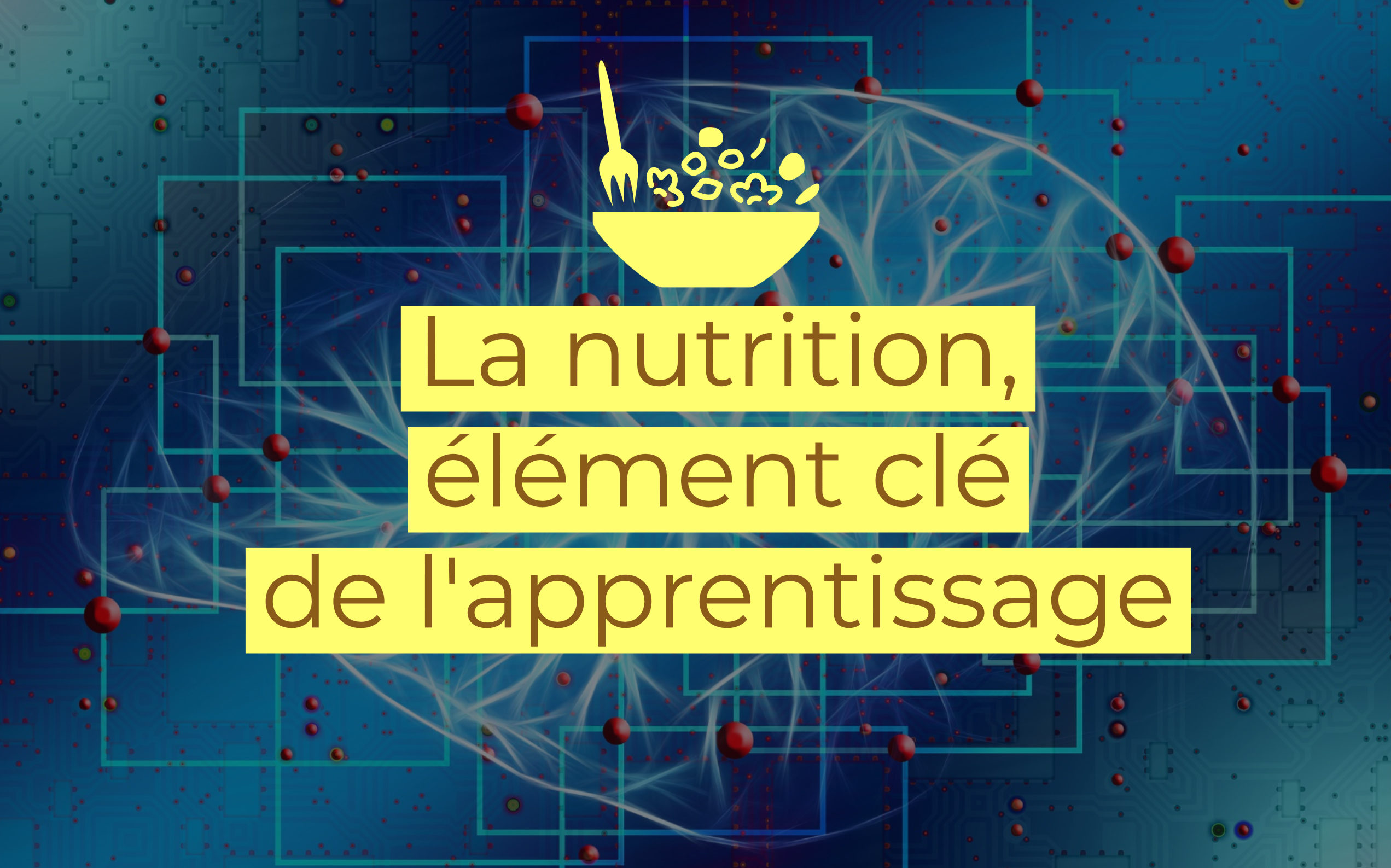 nutrition apprentissage