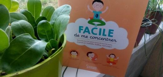 cahier facile concentrer enfants