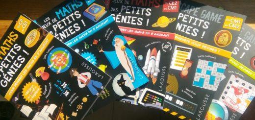 cahiers de jeux de maths