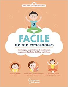 facile de me concentrer enfants