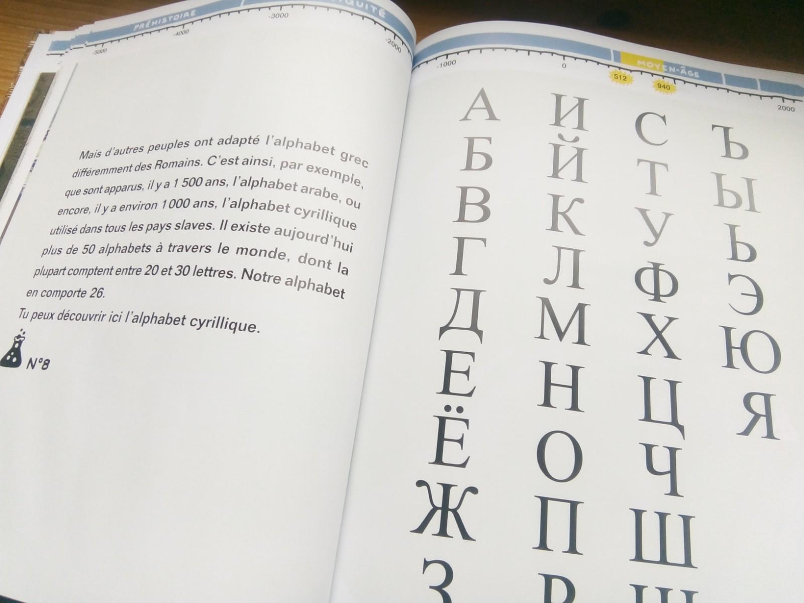 grands récits montessori histoire de l'écriture