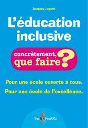 livre pour une école inclusive