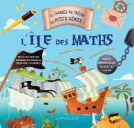chasse aux trésors maths enfants