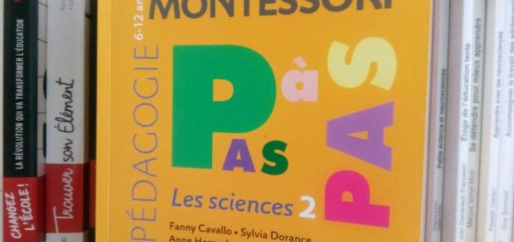les sciences montessori