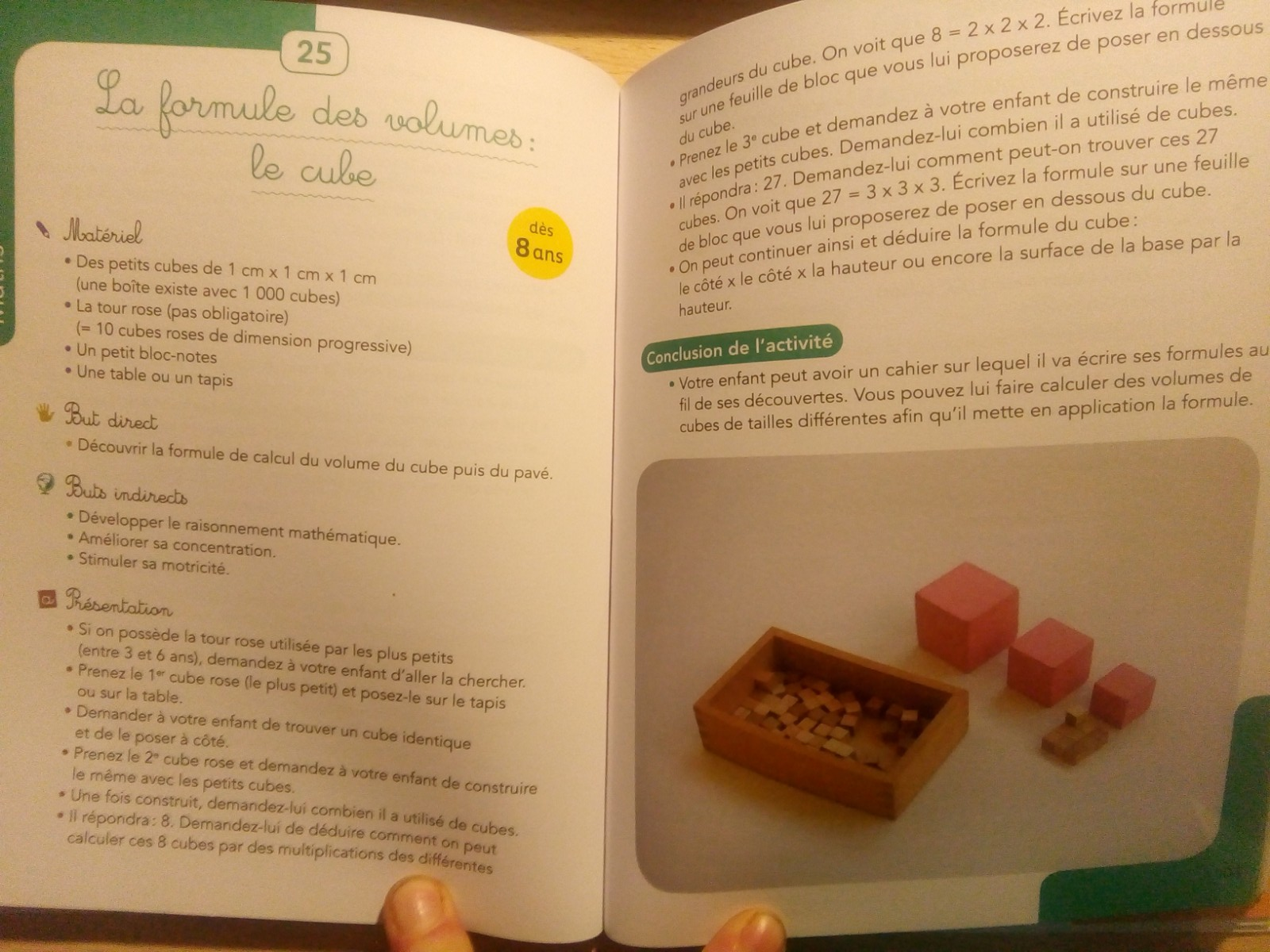 activités montessori 6 12