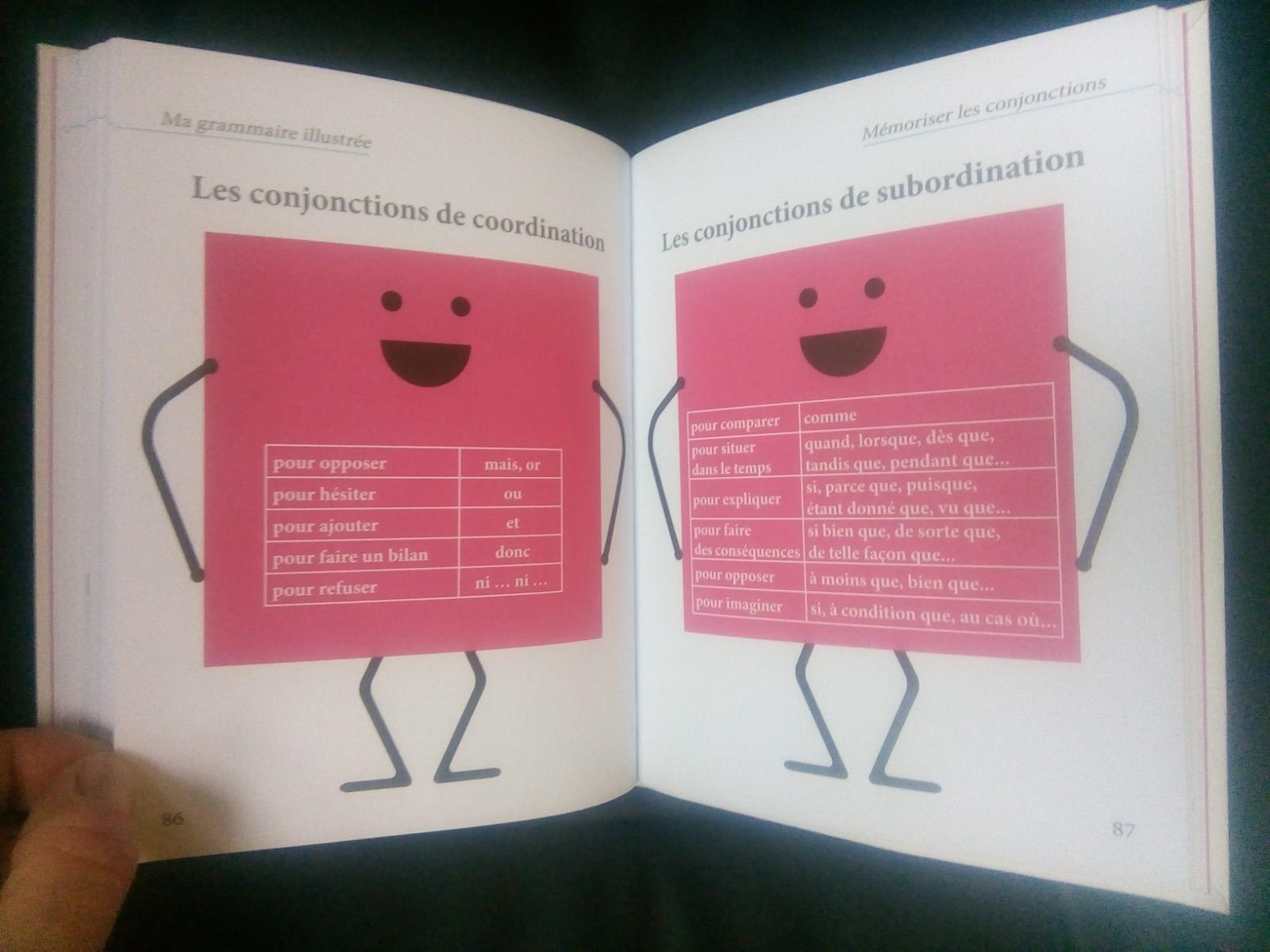 grammaire illustrée