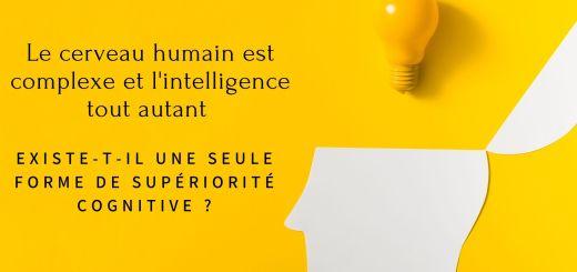 intelligence supériorité cognitive